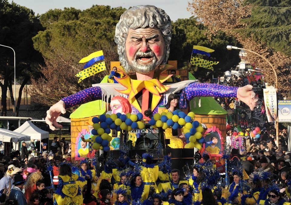 Carnevale nel Lazio 2019: le migliori feste con maschere e carri