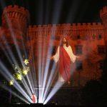 La passione del 14 aprile 2017 a Bracciano