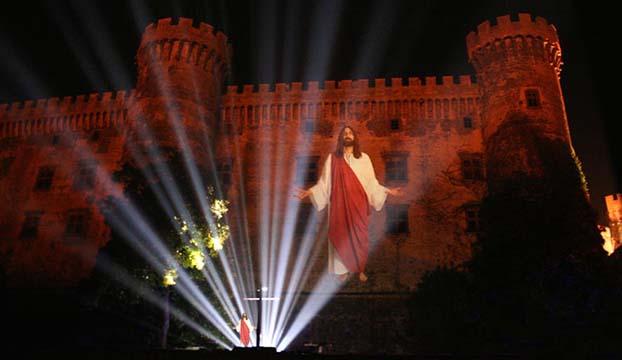 Risultati immagini per Passione di Cristo Bracciano