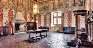 Castello di Bracciano: Sala delle Scienze