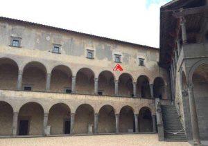 """il castello di Bracciano è set della seconda stagione della serie tv """"I Medici"""""""