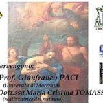 locandina della conferenza della Forum Clodii