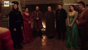 """""""I Medici"""" s01e05: la festa a casa di Andrea Pazzi"""