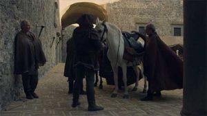 I Medici s02e04: Maffei pubblica il bando nel castello di Bracciano