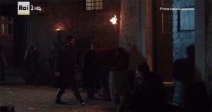 """""""I Medici"""" s01e08: Lorenzo entra nella Locanda di Bruno"""