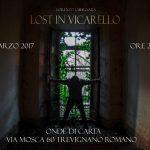 Labagnara presenta Lost in Vicarello, a Trevignano Romano