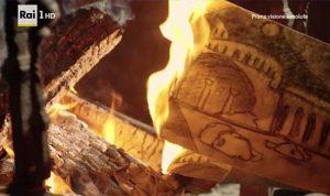 """""""I Medici"""" s01e01: Cosimo brucia i suoi disegni"""