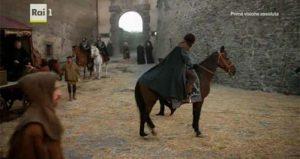 Cosimo a Cavallo al Castello di Bracciano