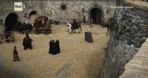 I Medici lasciano Roma e il Castello di Bracciano