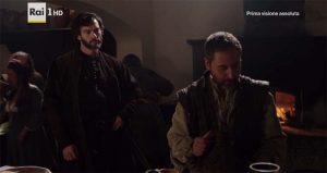 """""""I Medici"""" s01e08: le cucine del castello di Bracciano"""