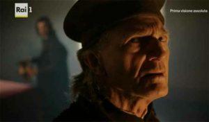 """""""I Medici"""" s01e02: David Bradley nella Sala degli Orsini"""