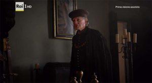 """""""I Medici"""" s01e02: Alessandro de' Bardi nella Sala del Trittico"""