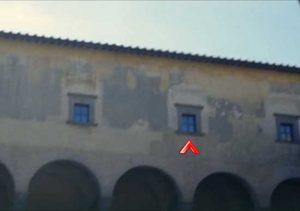"""""""I Medici"""" s02e04: il castello di bRacciano è la location di Volterra"""