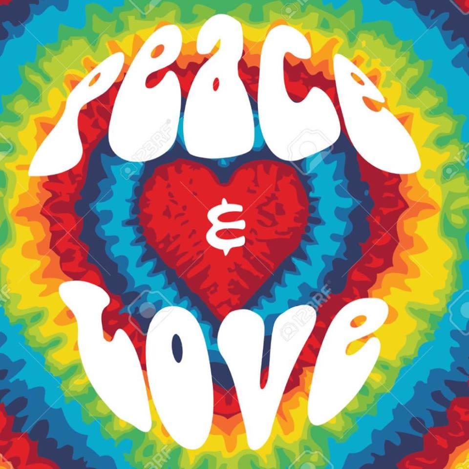 Peace & Love festival hippie a Calcata