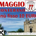 menù 10 euro a Monterano per il Primo Maggio