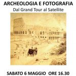 conferenza della Forum Clodii a Bracciano dal titolo Dal Grand Tour al Satellite