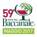 Logo della Festa del Baccanale 2017 a Campagnano di Roma