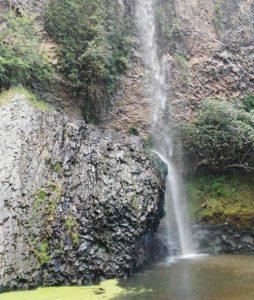 le cascate del Fosso della Mola tra Castel Giuliano e Cerveteri