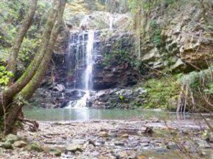le cascatelle di Monte Tosto a Cerveteri