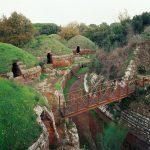 visita guidata del 1° maggio nei siti etruschi di Cerveteri