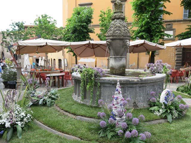 decorazioni per San Pellegrino in Fiore