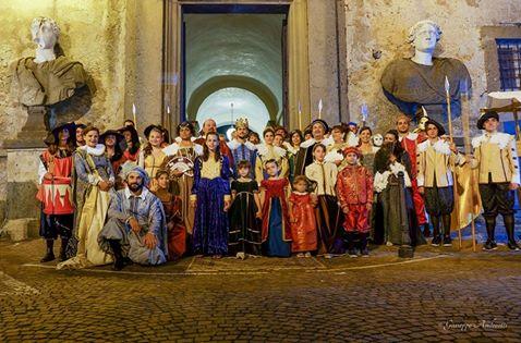 I mercatini del '600 a Bassano Romano