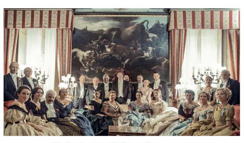 L'associazione Roma 800 al castello di Bracciano il 13 maggio 2017