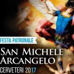 Festa Patronale di San Michele Arcangelo a Cerveteri, 6, 7, 8 maggio 2017