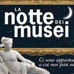 logo della Notte Europea dei Musei