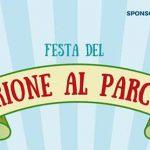 banner della Festa del Rione al Parco di Cerveteri