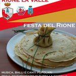 Festa del Rione La Valle di Anguillara Sabazia 2017