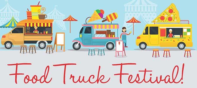 logo del Food Truck Festival