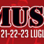 MUSO Festival a Oriolo Romano il 21, 22, 23 luglio 2017