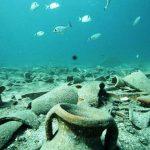 le ricerche archeologiche delle ville romane nel lago di Bracciano