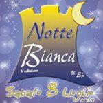 sabato 8 luglio 2017 a Bracciano c'è la Notte bianca