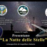 La Notte delle stelle 2017 all'aviosuperficie di Anguillara Sabazia