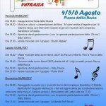locandina della Festa della Musica 2017 di Vetralla