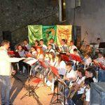 la banda G. Verdi di Tolfa in concerto