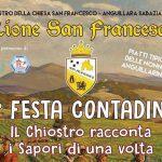 la festa delle tradizioni popolari del Rione San Francesco