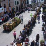 la processione della Madonna della Stella