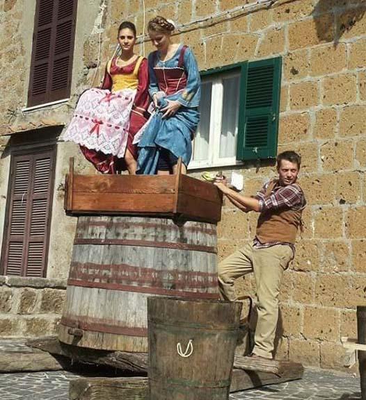 Festa della vendemmia a Barbarano Romano