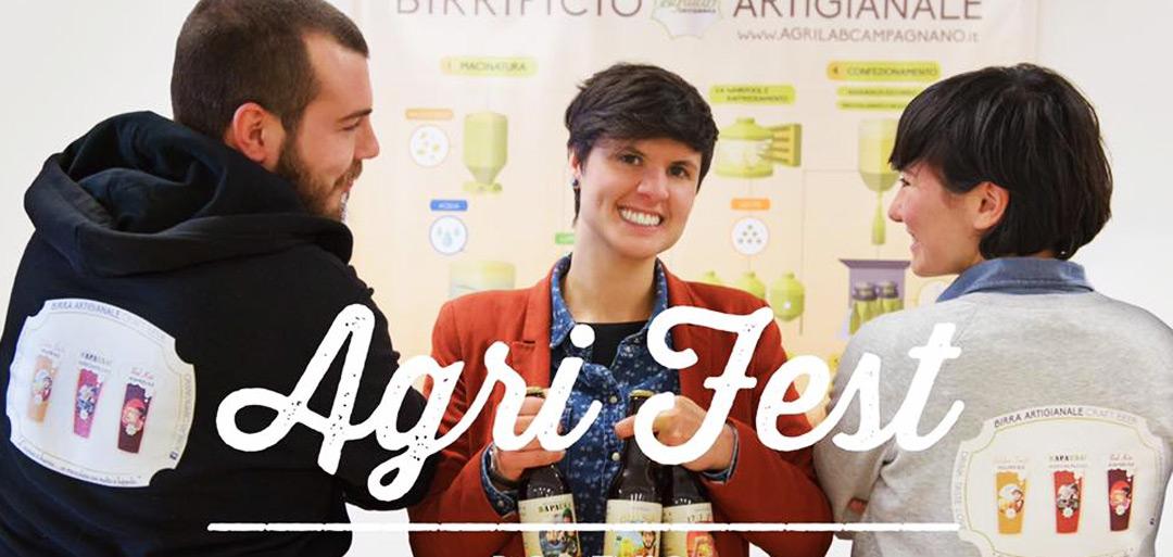 l'Agri Fest organizzata dall'Agri Lab di Campagnano di Roma