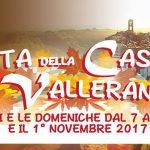 Festa della castagna 2017 a Vallerano
