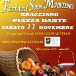 Festa di San Martino 2017 a Bracciano