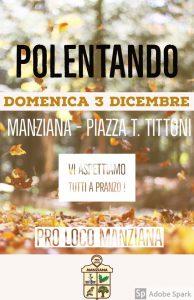Polentando 2017 a Manziana