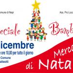 mercatini e eventi per bambini l'8 dicembre 2017 a Nepi