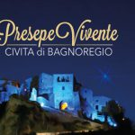 il presepe vivente di Civita di Bagnoregio per Natale 2017