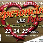 Peperoncino che passione 2018 a Ladispoli