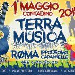Primo Maggio a Roma Ippodromo Capannelle con Terra e Musica