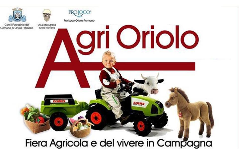 AgriOriolo 2019 Oriolo Romano (VT)
